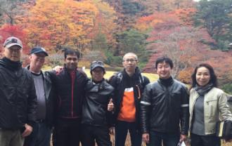海外旅行者向けバイクツアー