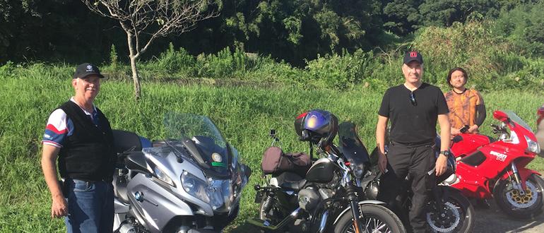外国人海外旅行者向け日本バイクツアー